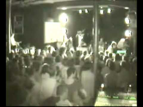 Radiohead Videotape Live at 93 Feet East