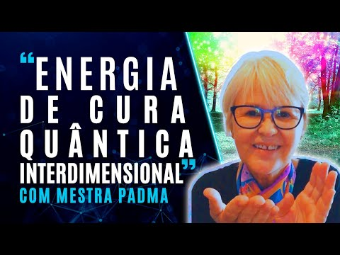 Me Maria fala do seu caminho com a presena Divina EU SOU - Mestra Padma | Energia Quntica
