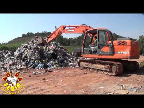 O lixão voltou de Juquitiba - governo 23 Francisco Junior