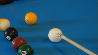 5 Basic Spins in Pool and How to Do Them