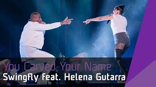 Swingfly feat. Helena Gutarra – You Carved Your Name   Melodifestivalen 2016