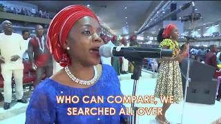 """Oluwa e tobi"" (Tope Alabi) medley - Faith Tabernacle Choir Thanksgiving service, 31/12/17"