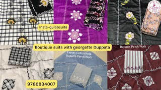 mqdefault - #gulabsuits Boutique suits with Duppata /gulabsuits /9780834007 /qadian dst gurdaspur