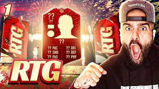 A FRESH NEW START! FIFA 20 Ultimate Team Road To Glory  #01