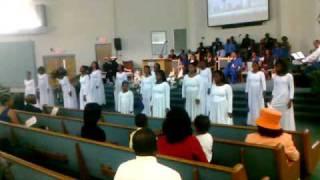 DLW PRAISE  DANCERS @ MOUNT CALVARY BAPTIST CHURCH MESA, AZ // PASTOR DAVID L. WADE