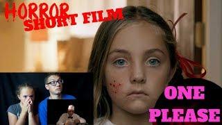 [FNSHF-24] One Please Short Horror Film Reaction!! #dthreeHorrorGiveaway