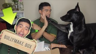 MY DOG REVIEWS DOG STUFF | Bullymake Unboxing