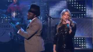 Fergie - All That I Got (The Make Up Song) ft. will.i.am [Dick Clark's New Year's Rockin' Eve 2007]