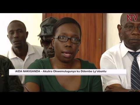 OKUTYOBOOLA EDDEMBE: Looya Lwakafuzi tatudde ku by'e Arua