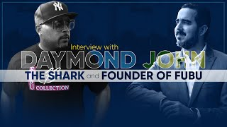 Interview with Daymond John The Shark and Founder of FUBU