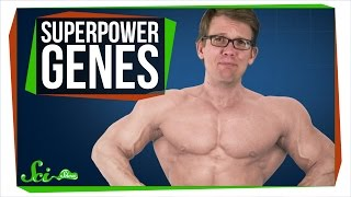 3 Genes That Give People Superpowers