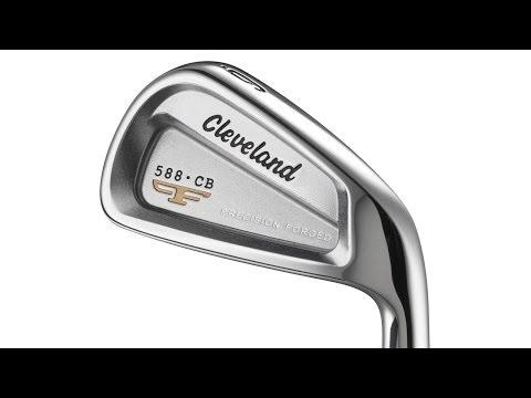 Cleveland 588 Irons Review @ 2012 PGA Show