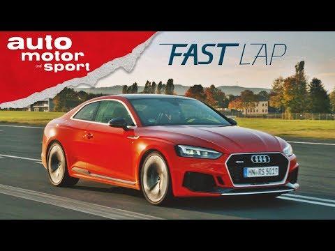 Audi RS 5: Die Audikalypse steht bevor! - Fast Lap | auto motor und sport