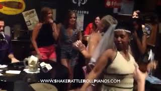 Shake Rattle & Roll Dueling Pianos - Video of the Week - Oh What A Night!