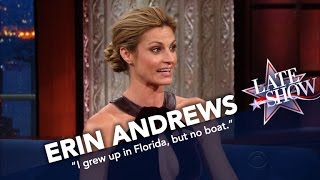 Move Over Bieber, Erin Andrews Wants To Party On Beyonce