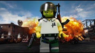 ЛЕГО Самоделка PUBG | LEGO PlаyerUnknown
