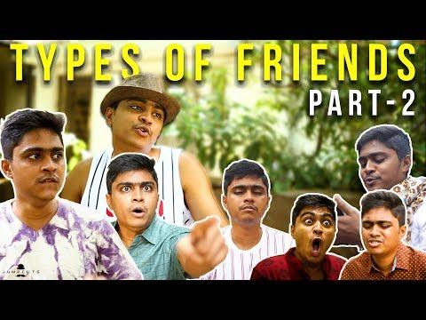 Types of Friends - Part 2   Jump Cuts   Regular videos   Hari Baskar   Naresh Dillibabu