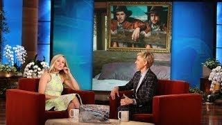 Kristen Bell Discusses Her Husband's Love for Brad Pitt