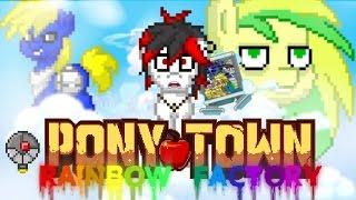 Pony Town: Rainbow Factory #1