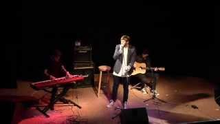 James Arthur - Get Down - Live bei Bubble Gum TV - HD