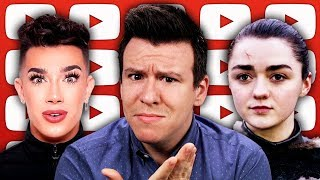 The James Charles Controversy Being Swept Under The Rug Is Strange and Troubling, GOT Finale, & More