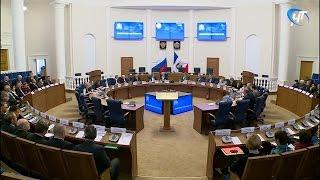 На внеочередном заседании правительства области обсудили поправки в бюджет и приватизацию госимущества