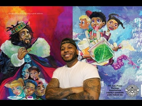 J Cole – KOD (Reaction/Review) Pt.1 #Meamda