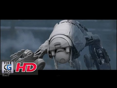 """CGI VFX Breakdowns : """"Ghost Recon Alpha""""  by – Mikros Image"""