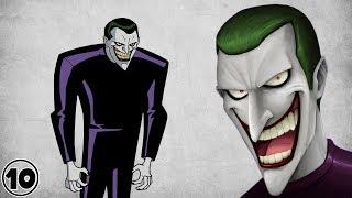 Top 10 Alternate Versions Of The Joker Facts – Batman Beyond