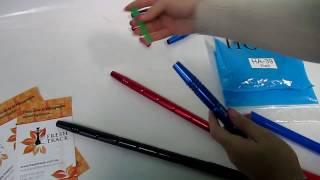 Шланг для кальяна силиконовый Euro Shisha HA-39 с алюминиевым мундштуком, видеообзор 1