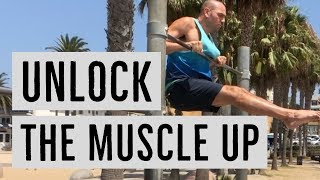 The Slow, Strict Bar Muscle up: The ONLY Exercise you NEED to ATTAIN IT! (No Kipping!)