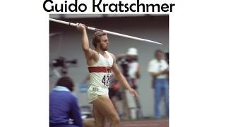 Guido Kratschmer Javelin 63.72 m