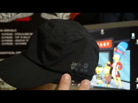 Зимняя кепка Jack Wolfskin TEXAPORE WINTER CAP 1906111-6000