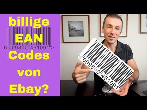 Billige EAN Codes oder von GS1 kaufen? die Wahrheit über Amazon Barcodes für Deutschland