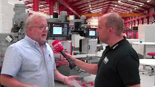 XYZ machining centres now with Heidenhain Control