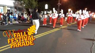 2012 Woodbury New Jersey Fall Festival Parade Highlights