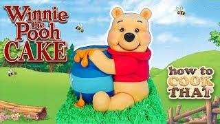 Winnie The Pooh Cake 3D | How To Cook That Ann Reardon