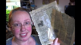 How To Create Resin Paper With ICE Resin Tutorial
