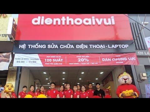 Khai trương cửa hàng Điện Thoại Vui 129 Lê Văn Việt, P. Hiệp Phú, Quận 9, TP.HCM