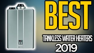 🙀 TOP 5: Best Tankless Water Heaters | Buying Guide