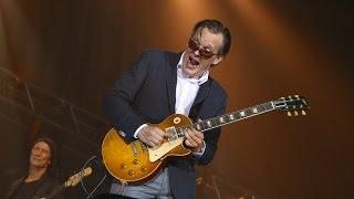 Joe Bonamassa - I Gave Up Everything For You, 'Cept The Blues - Helsinki Sept 29, 2015 4k to HD