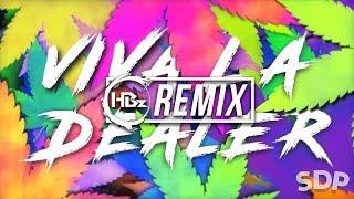 SDP - Viva la Dealer (Mashup-Germany & HBz 'Merkste selber, wa' Bootleg) (Lyrics Video)