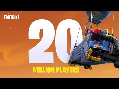 20 Million Players!