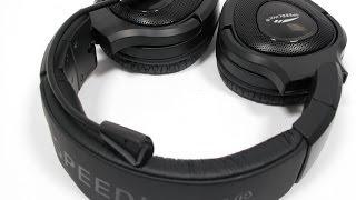 Unboxing Speedlink Medusa 5.1 Headset: Die Neuauflage