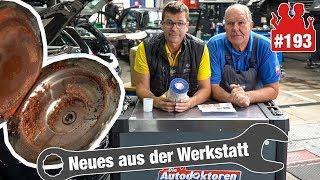 Billigluftfilter: Atemnot beim Fiat Punto  Fehlersuche: Wo läuft bloß das Wasser in den Benz?