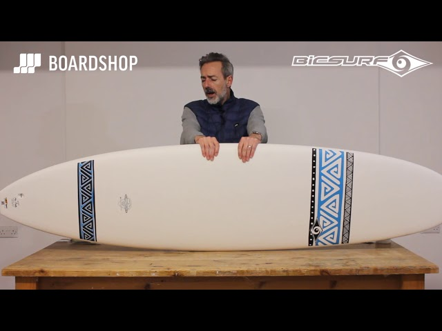 Bic DURA-TEC Mini Malibu 7ft 3 Surfboard Review