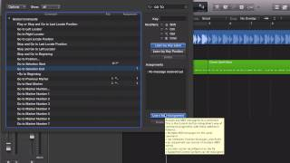 Key Commands in Logic Pro X