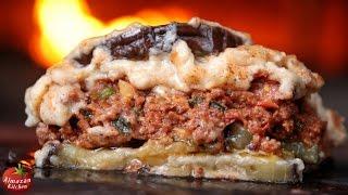 Best Moussaka Ever! – Cooking on Fire – Ο Καλύτερος Μουσακάς