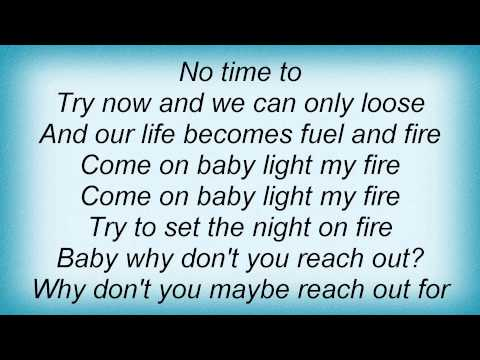 Baccara - Light My Fire Lyrics_1