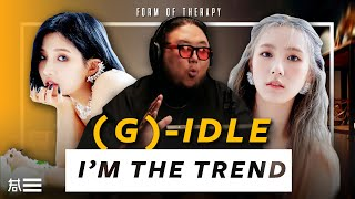 "The Kulture Study: (G)I-DLE ""i'M THE TREND"" MV"